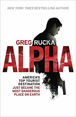 Alpha (Jad Bell) by Rucka, Greg Book The Cheap Fast Free Post