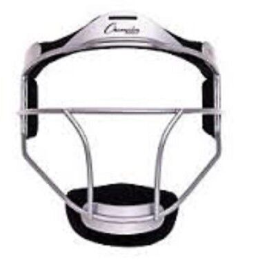 Champion Sports Softball Giovani Pitcher's/Fielder's Maschera, Wide Vision,