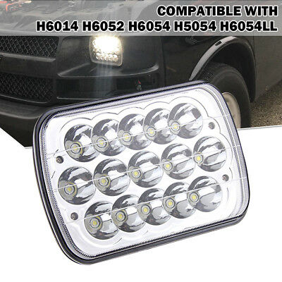 "7x6 5x7"" LED Projector Sealed Beam Headlight for Kenworth T800 T400 T600 W900"