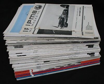 IPMS 61 Issues International Plastic Modellers Society 73 - 2000 Model Magazine