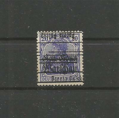 Poland, Fi:12 double and inverted ovp*,mh