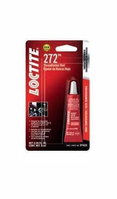 Loctite 37422 272 High Temperature, High Strength Red Threadlocker, 6 ml tube