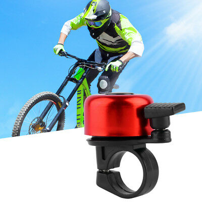 Cycling Bike Bicycle Handlebar Bell Ring Loud Horn Safety Sound Alarm New ZI
