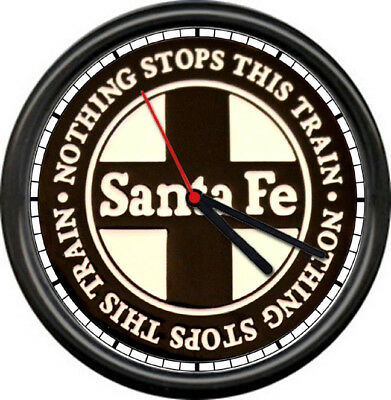 Sante Fe Nothing Strops This Train Breaking Bad Better Call Saul Wall Clock