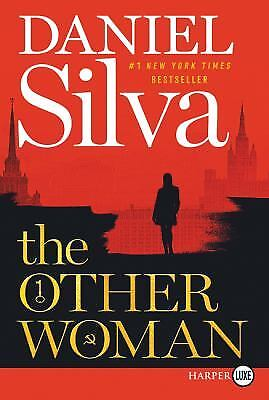 The Other Woman  (ExLib) by Daniel Silva