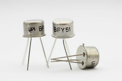 BFY51 TRANSISTOR NOS( New Old Stock ) 1PC. C469U93F040316