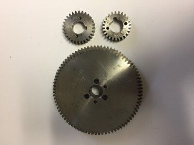 Vamco Cam Feed Gear set, for feed length of .620
