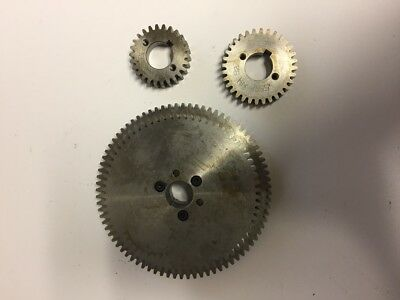 Vamco Cam Feed Gear set, for feed length of .550