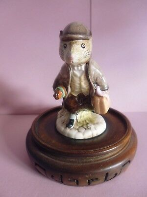 Beatrix Potter - 'Johnny Town-Mouse with Bag' (Royal Albert BP6b)
