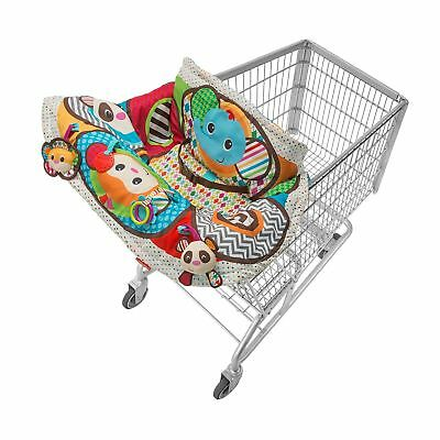 Infantino Play and Away Cart Cover and Play Mat Jungle