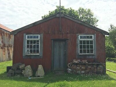 used agricultural building