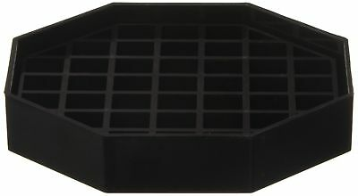 Winco DT-45 4 Count Drip Trays, 4.5 by 4.5-Inch, Value Pack 1
