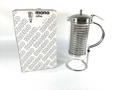 Mono Cafino coffee pot SUPERB condition with extra!