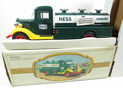 The First Hess Truck (1933) in Original Box - Hong Kong - 1980