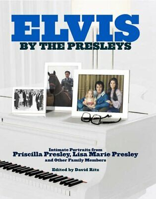 Elvis by the Presleys by The Presleys Hardback Book The Cheap Fast Free Post