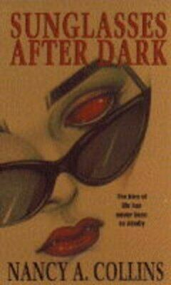 Sunglasses After Dark by Collins, Nancy A. Paperback Book The Cheap Fast Free