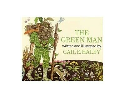 The Green Man (Read & Listen) by Haley, Gail E. Paperback Book The Cheap Fast