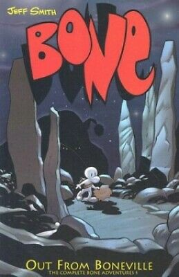 Bone: Bone Volume 1 Out from Boneville Out of Bonevi... by Smith, Jeff Paperback