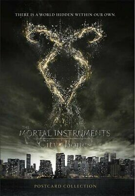 The Mortal Instruments 1: City of Bones Movie Postcard Co... by Clare, Cassandra