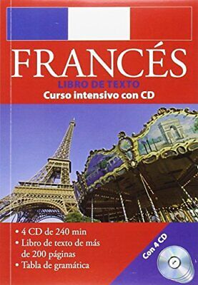 French CD Intensive Language Course by Anthony J Peck Book The Cheap Fast Free
