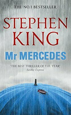 Mr Mercedes by Stephen King Book The Cheap Fast Free Post