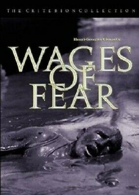 Criterion Coll: Wages of Fear [DVD] [1953] [Region 1] [US Import]... - DVD  32VG