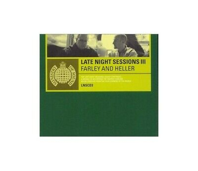 Various - Late Night Sessions 3 - Various CD 3RVG The Cheap Fast Free Post The