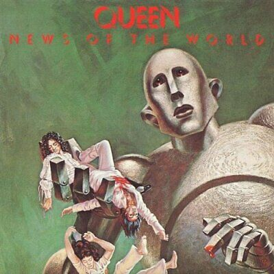 Queen - News of the world (1977) - Queen CD YQVG The Cheap Fast Free Post The