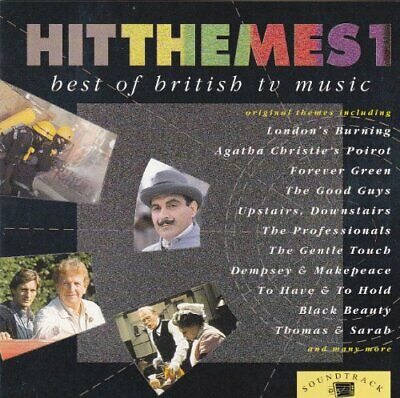 Hit Themes of TV Vol.1 -  CD 8GVG The Cheap Fast Free Post The Cheap Fast Free