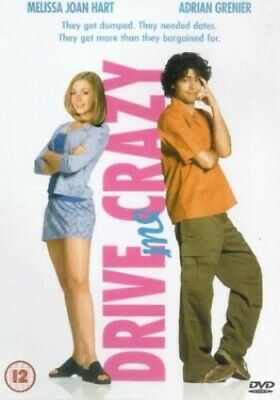 Drive Me Crazy [2000] [DVD] - DVD  TWVG The Cheap Fast Free Post