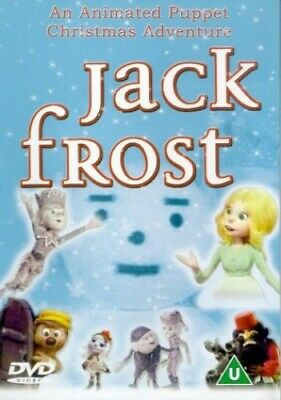 Jack Frost [DVD] - DVD  5KVG The Cheap Fast Free Post