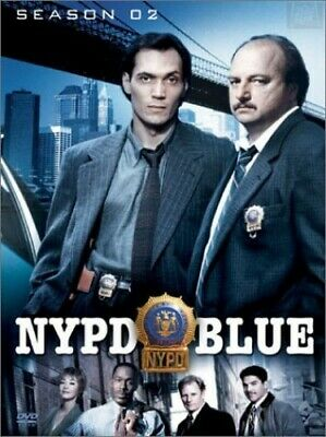 Nypd Blue: Season 2 - Complete Second Season [DVD] [1994] [Region... - DVD  RRVG