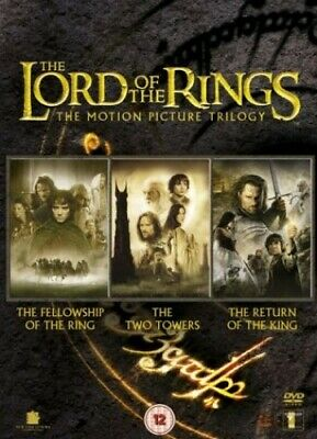 The Lord of the Rings Trilogy (Theatrical Edition Box Set) [DVD] - DVD  CILN The