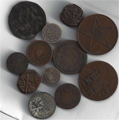 Middle East, Arabic Coins, Egypt, Turkey, Rare!