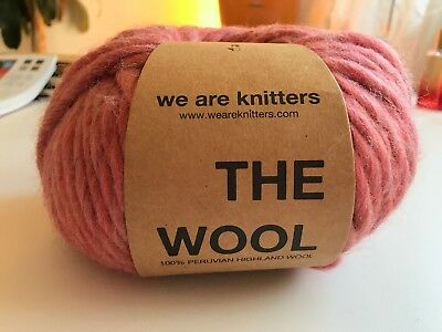 We Are Knitters - The Wool - 1 Stück in der Farbe Spotted Pink