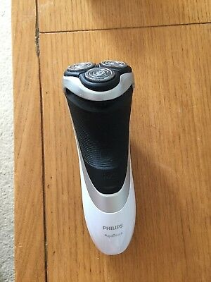 philips aqua touch shaver AT918