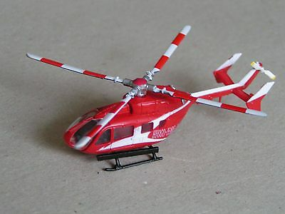 1:144  -   Helicopter BK117-C2 in Rot / Japan  Nr.2
