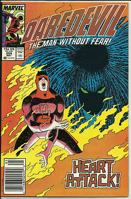 Daredevil 254 1st First Typhoid Mary NM High Grade Netflix Iron Fist Season 2