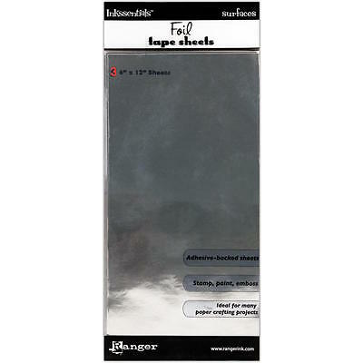 "Ranger - Metal Foil Tape Sheets - 6""X12"" - 3/Pkg"