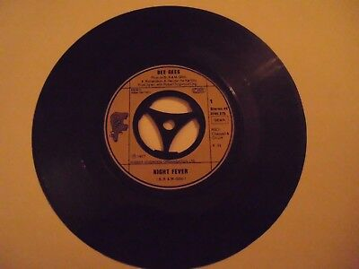 Bee Gees . Night Fever . Single