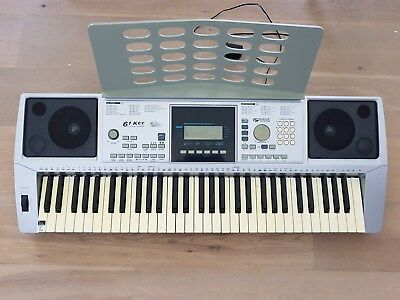Electronic Keyboard LP 6210 C inkl. Bücher, voll funktionsfähig, rauch- tierfrei