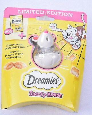 Dreamies Snacky Mouse - Limited Edition