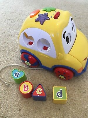 Car Shape Sorter