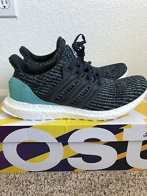 0dcd7b850be ADIDAS ULTRABOOST PARLEY Cg3673 Us Mens Size 9 Nmd -  115.00