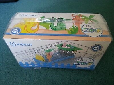 Indesit Baby Zoo BNIB still sealed