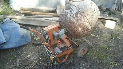 Electric cement mixer 110v