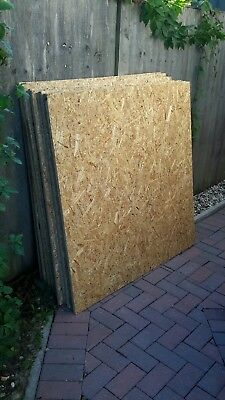 OSB Structural Sterling Board 18mm Thick 14 Sheets
