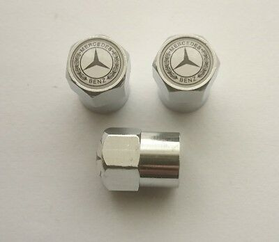 Dust caps. Fit Mercedes vehicles