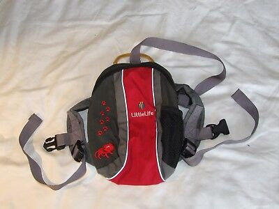 little life toddler backpack with harness reins