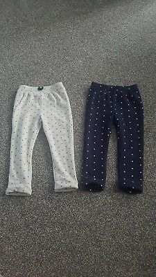 Girls Joggers 4-5 Years